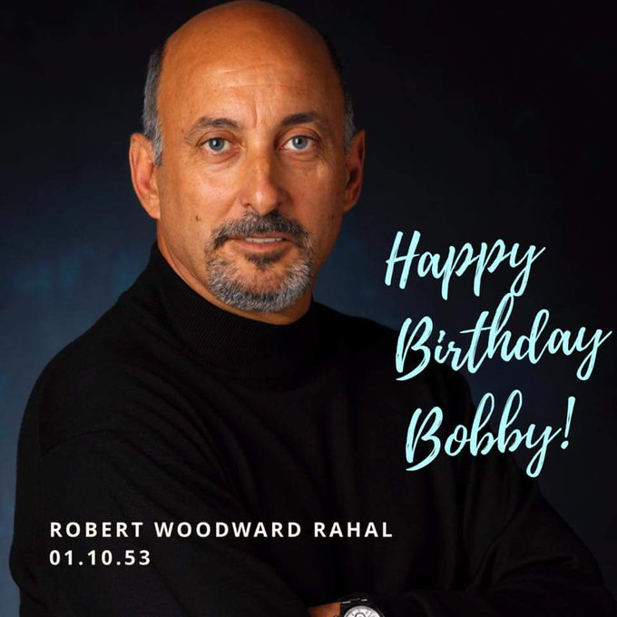 ... Happy Birthday Bobby Rahal! Have a great B-Day