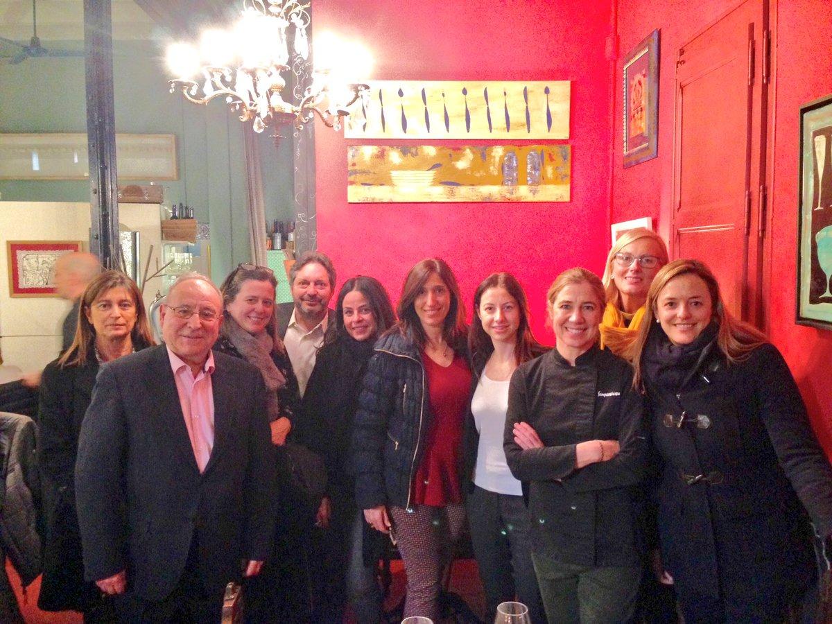 Anna Boza I Rucosa On Twitter Dinar De Companys A Restaurant  ~ Restaurant Semproniana Barcelona