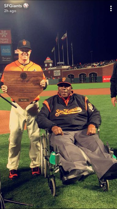 """Happy \""""80th\"""" Birthday to Willie McCovey!!!!"""