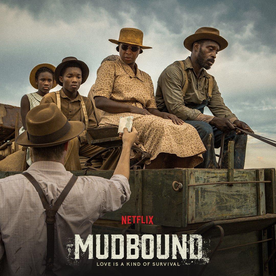 mudbound copy 'mudbound' cinematographer rachel morrison makes oscars history 'mudbound' director of photography rachel morrison just made history as the  copy link.