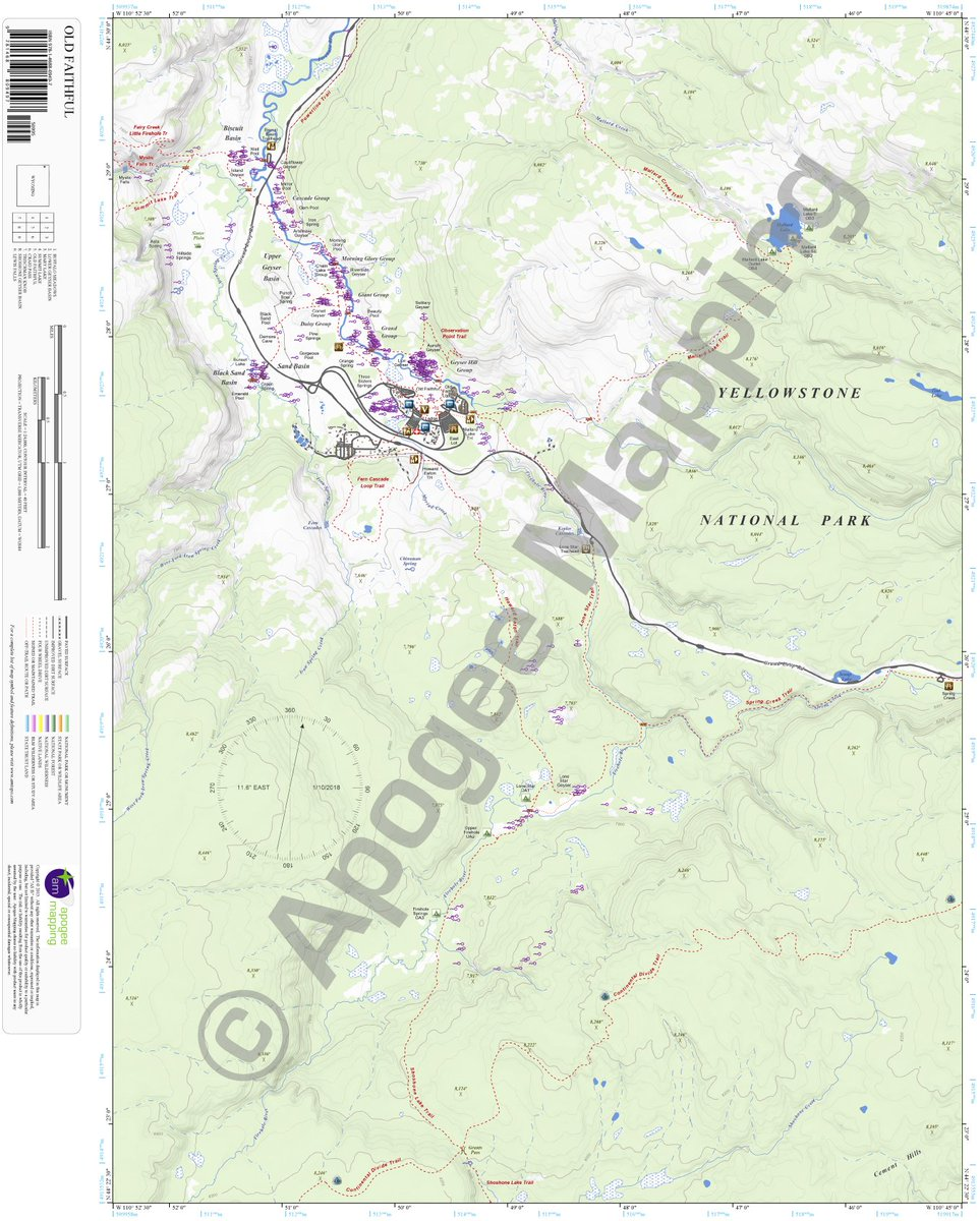 Apogee Mapping on Twitter: \