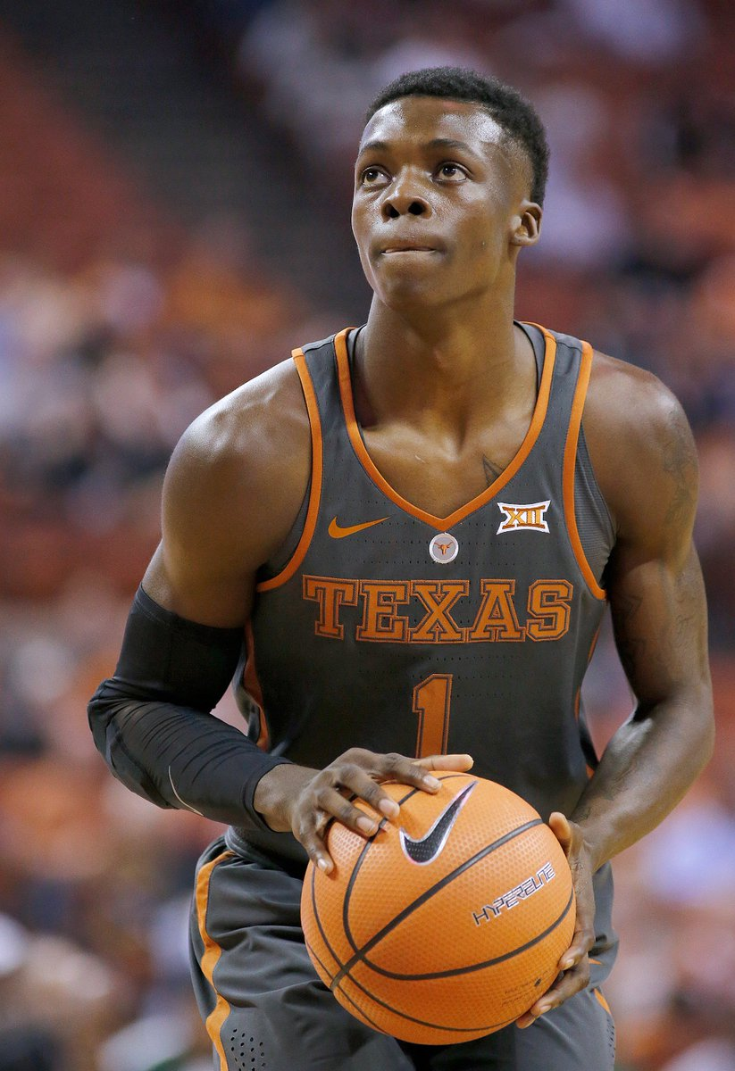 Prayers up for Texas guard Andrew Jones who has been diagnosed with leukemia. Here's to a speedy recovery 🙏 🙏 🙏