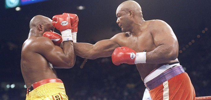 Happy 69th Birthday to George Foreman