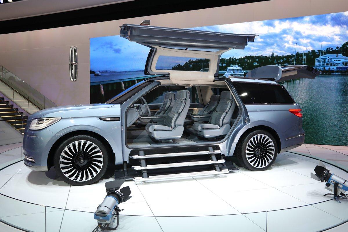 Detroit Auto Show - North American International Auto Show ...