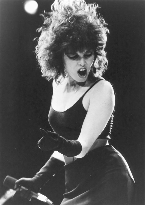 Happy 65th birthday to Pat Benatar!