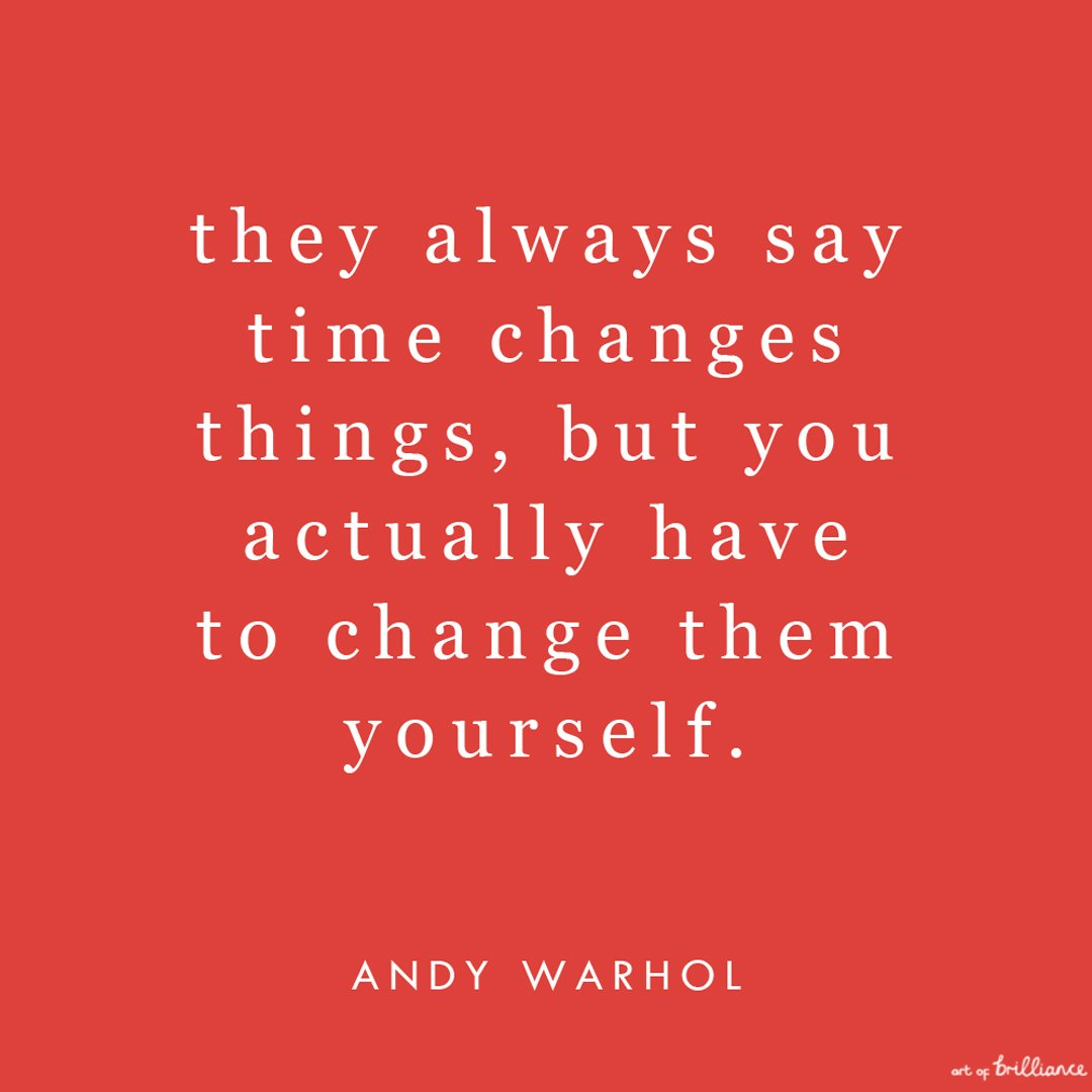 Andy cope on twitter you are the only person who can truly change you are the only person who can truly change your life dave ramsey life aint gonna live itselfpicitter1npjphjtqb solutioingenieria Images