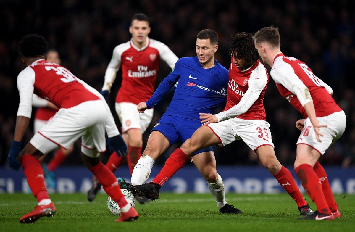 Chấm điểm kết quả Chelsea 0-0 Arsenal