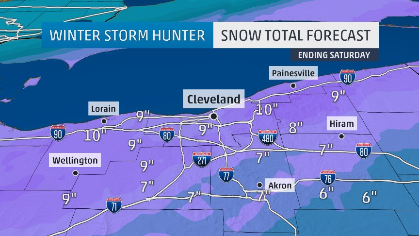 Weather Underground On Twitter Are You In The Path Of Winter - Wunderground ohio