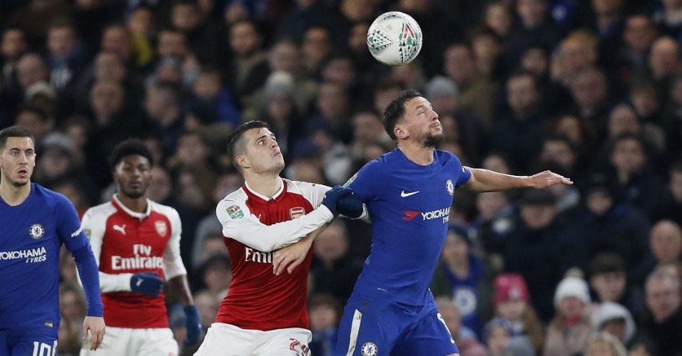 Vivendo futebol's photo on Chelsea x Arsenal
