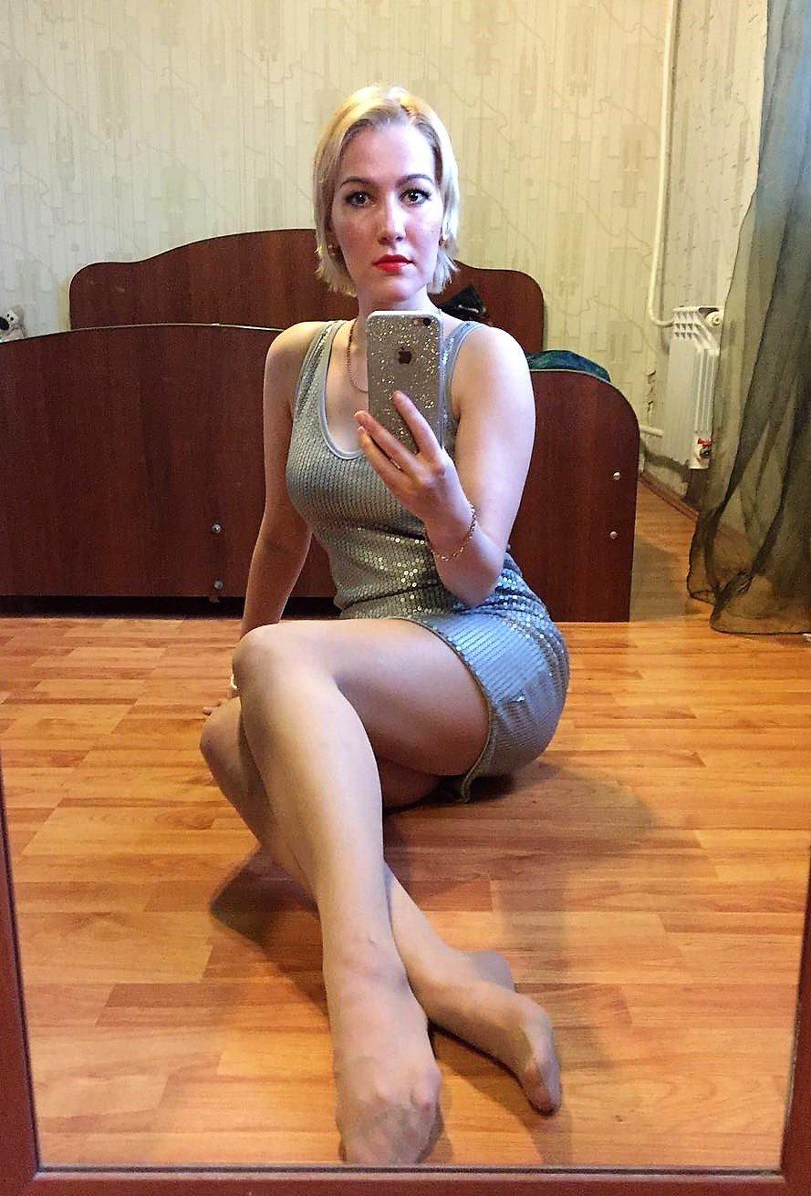Beauty-Style-Fashion on Twitter: Olga U. - Really hot