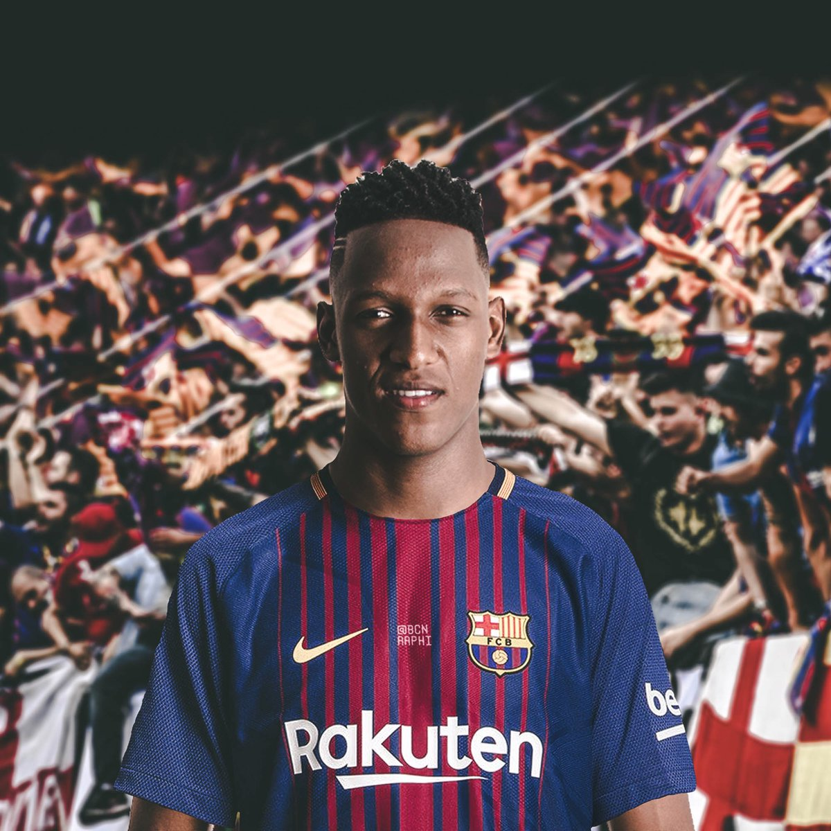 Raphi On Twitter Welcome To Barca Yerry Mina Edits Fc Barcelona Agreed To Pay 12 3m To Palmeiras For The Transfer Of Yerry Mina The Documents Are Completed Yerry Mina Is A