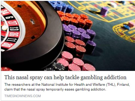 Gambling Addiction Research | The Association for X and Y Chromosome Variations