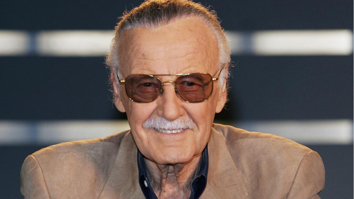 Syfy Latinoamérica's photo on Stan Lee