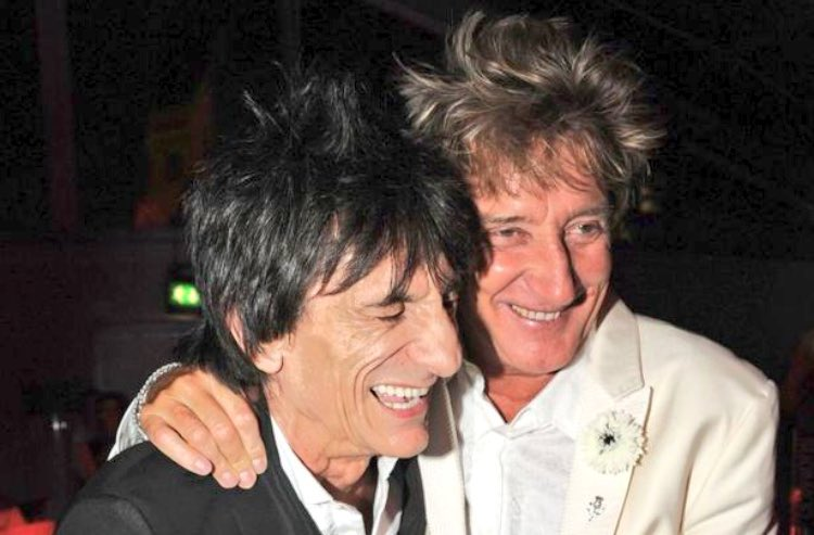 Have a good one @rodstewart ~ Happy Birt...