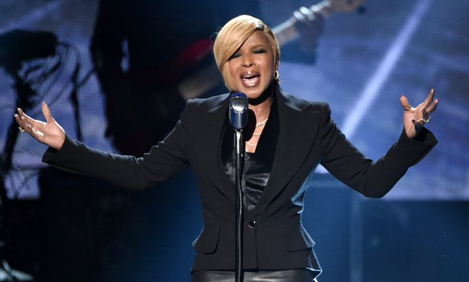 Happy birthday Mary J. Blige. Look back at our 1997 Q&A with the singer