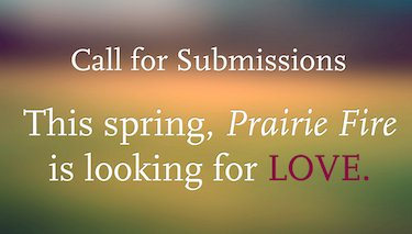 RT @PrairieFireMag: Deadline to submit is January 31st! #litmag #canlit #callforsubmissions https://t.co/1faL2DkcY7 https://t.co/CyMOnjcphq