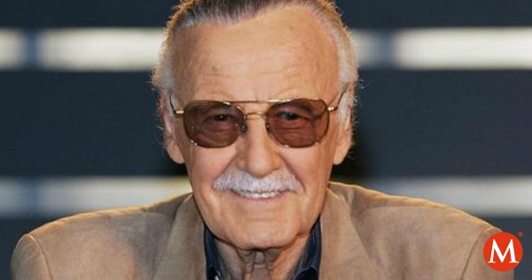 Milenio.com's photo on Stan Lee