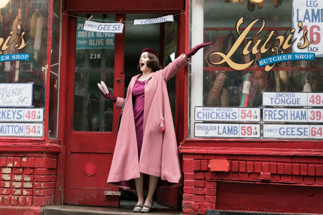 'Marvelous Mrs. Maisel' and #GameOfThrones nab #DGAAwards television nominations https://t.co/tN467jw3Ur