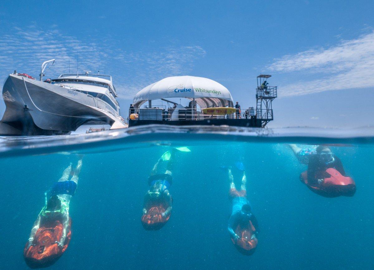 Cruise Whitsundays on Twitter: