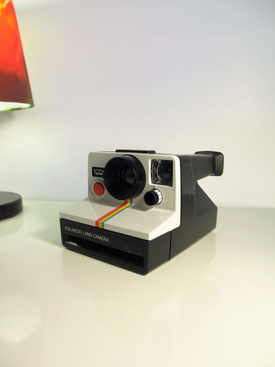 Vintage polaroid cameras for sale — 1