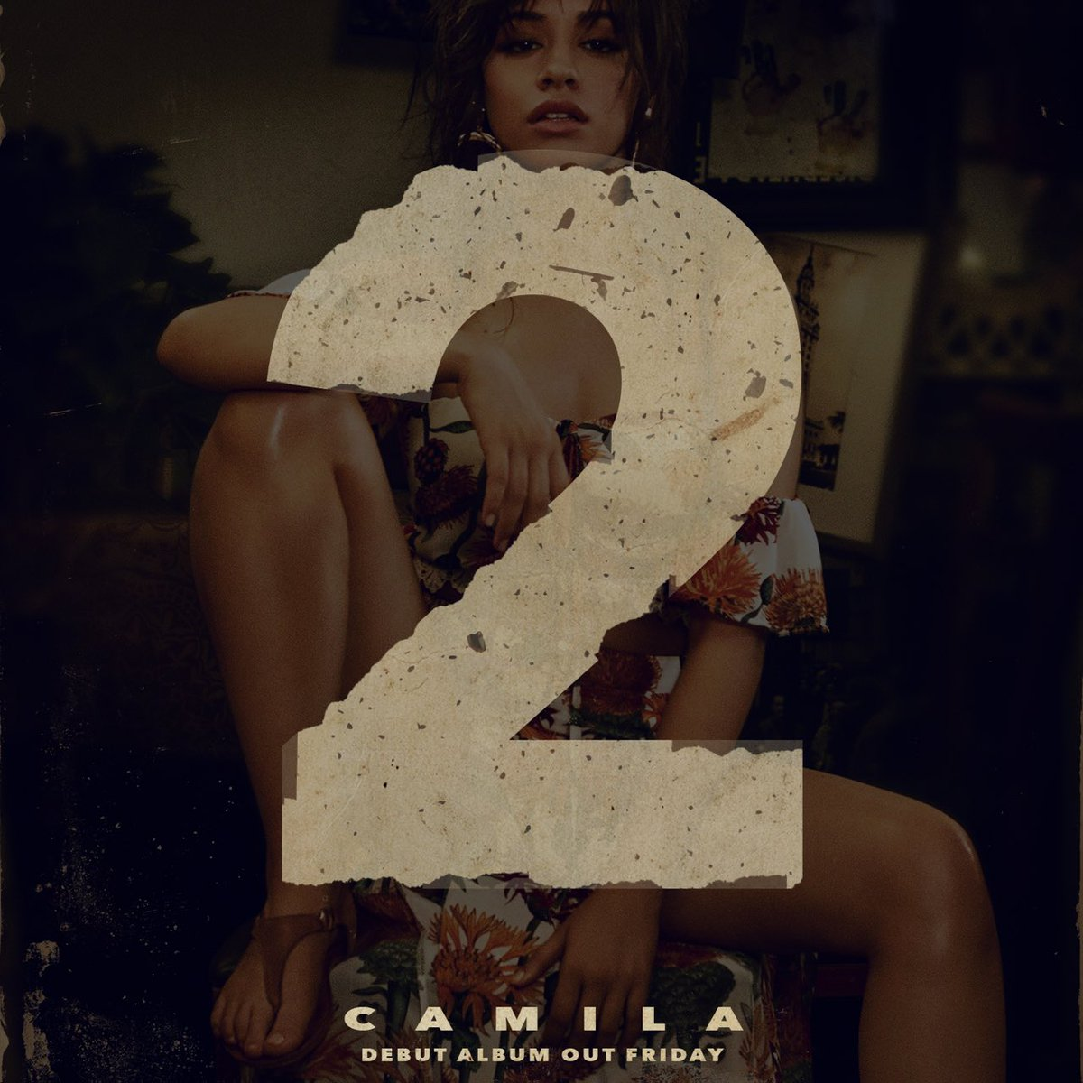 there's still time to preorder CAMILA on...