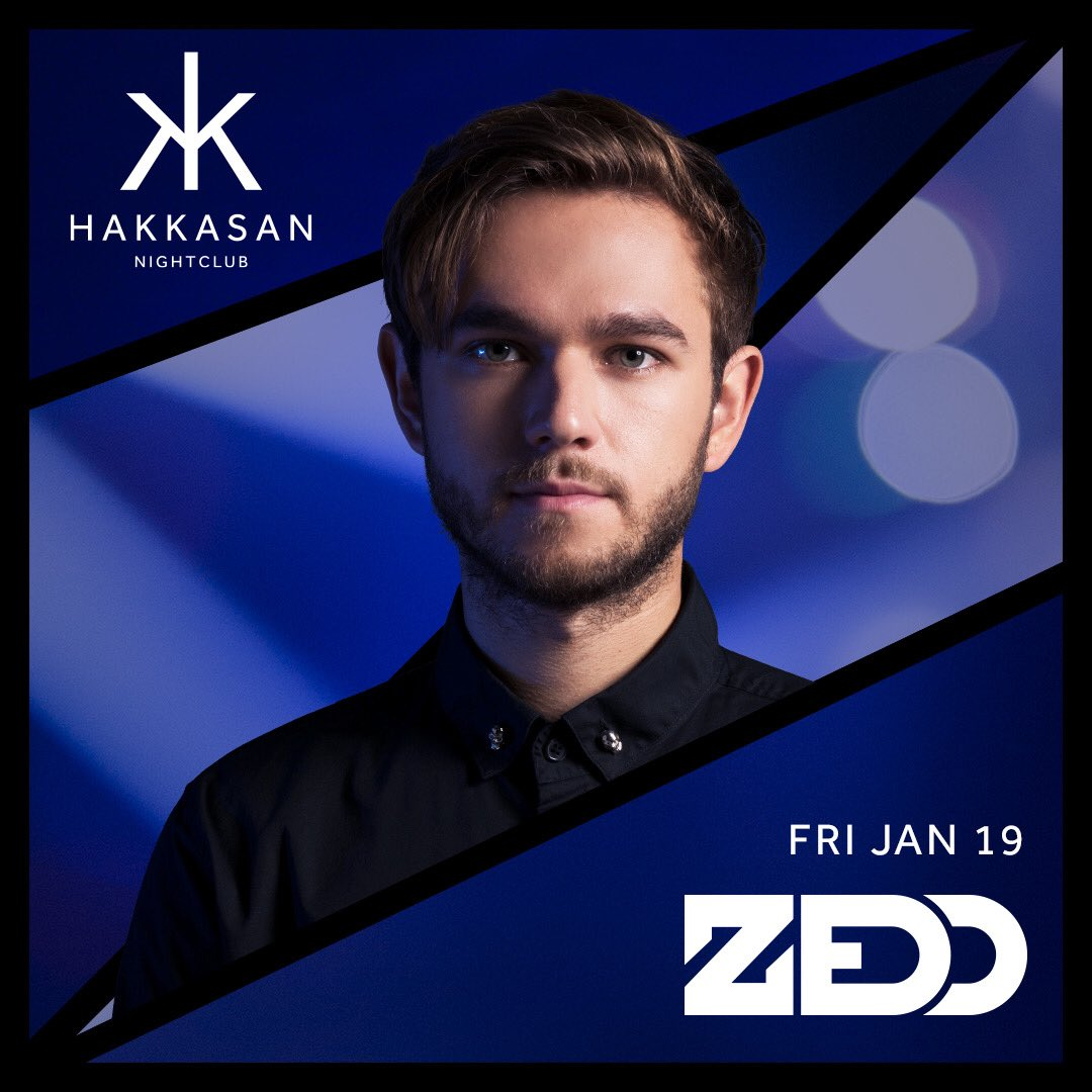 I'm coming back to @HakkasanLV on Friday...