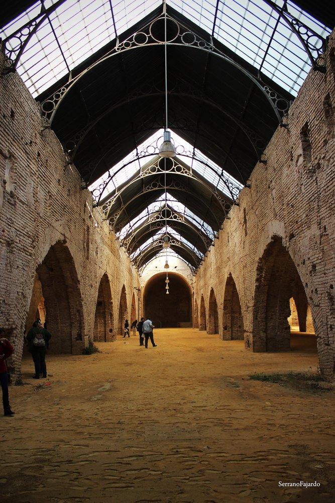 Hoy en #JuevesDeArquitectura las 'Reales Atarazanas', próximo centro cultural (Sevilla, España. 1641) https://t.co/gfD9DRqN9m