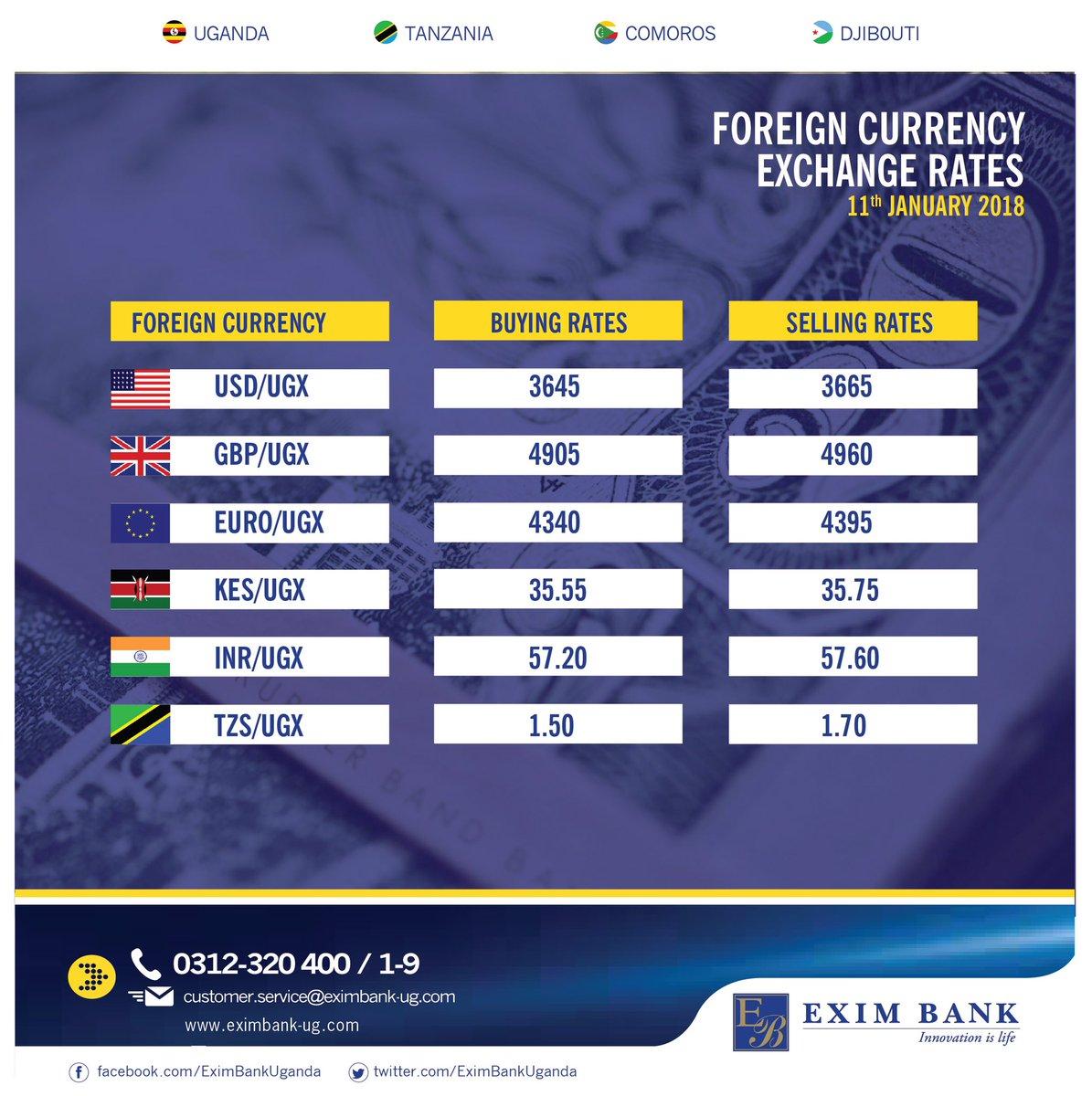Exim Bank Uganda