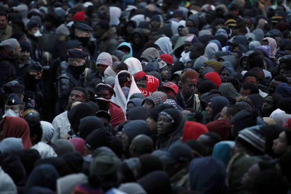 Imigração no Mediterrâneo cai e meta passa a ser a Espanha, em vez da Itália https://t.co/spqQW9zsoI