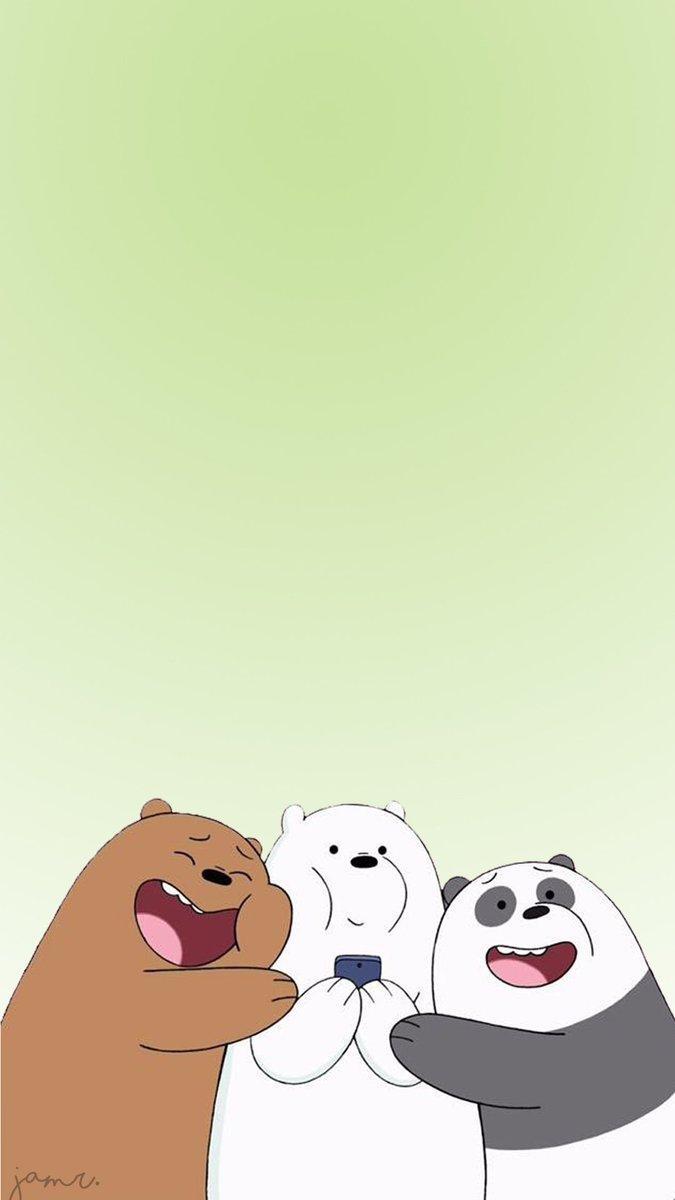 Jam Jam On Twitter We Bare Bears Wallpapers I Hope You Guys