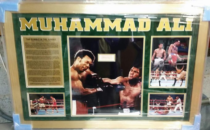Happy Birthday George Foreman Former World Heavyweight Champion now Christian Preacher Have Blessed day George AMEN