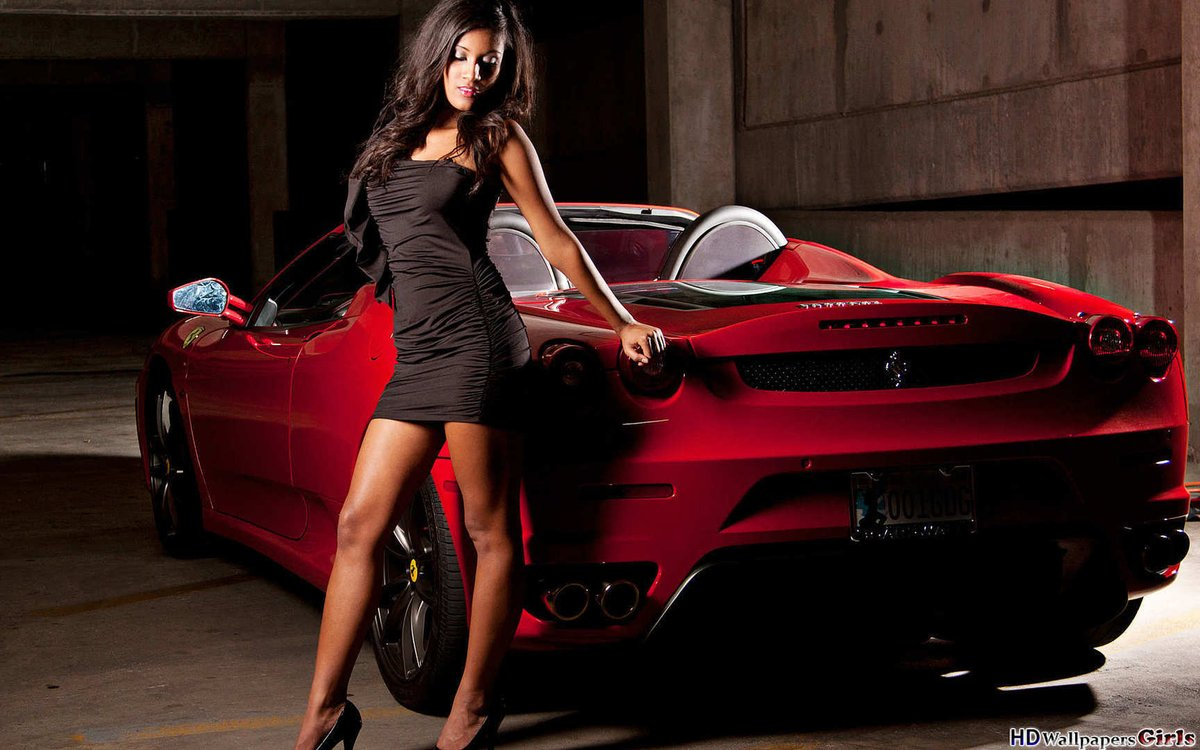 Hero Wallpaper On Twitter Hot Girls And Cars Tco LW407wZ87a 720p Walpaper Babes Sexy