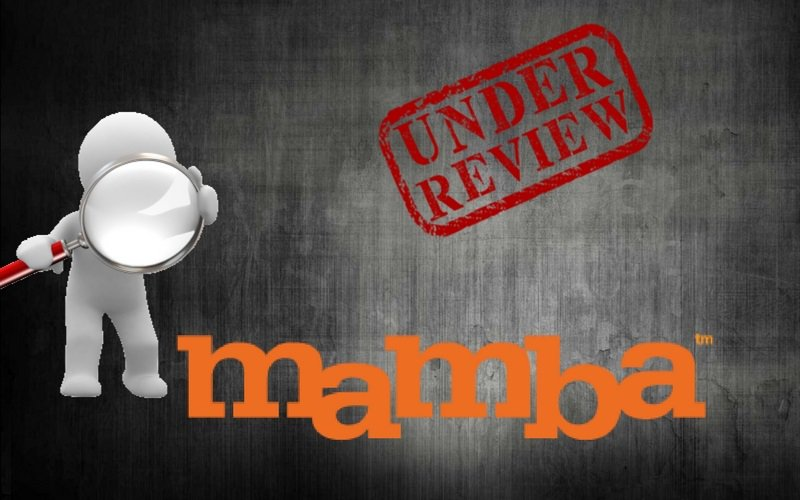 Mamba dating site review