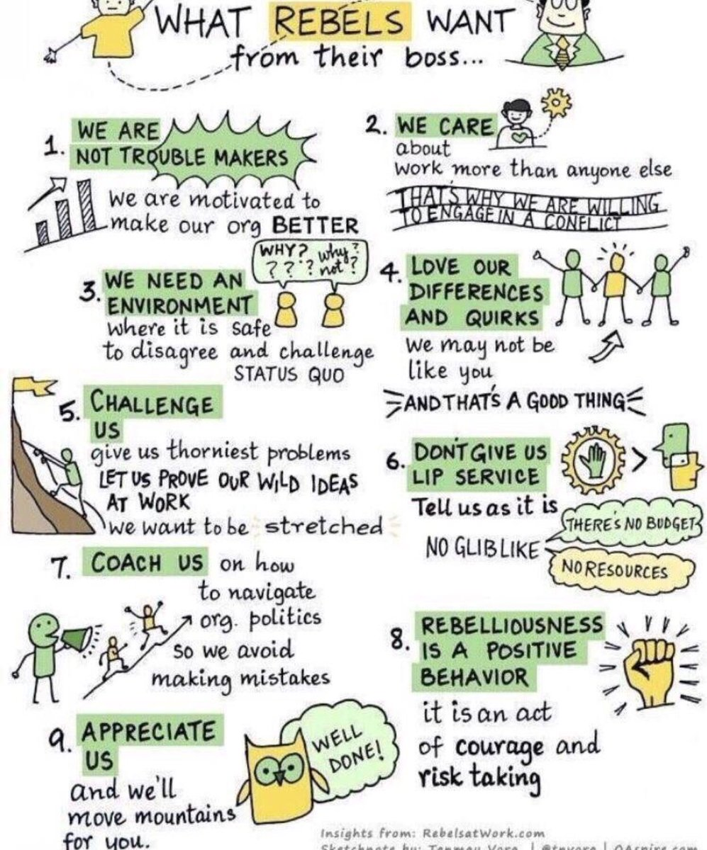 This sparked so much discussion for me that I wanted to share again for people to appreciate - thanks for the original share @BeccaJJohansson #LeadersNYE #ThursdayMotivation #IQRTG #UKEarlyhour #leadership https://t.co/tpW6n2YJ7l