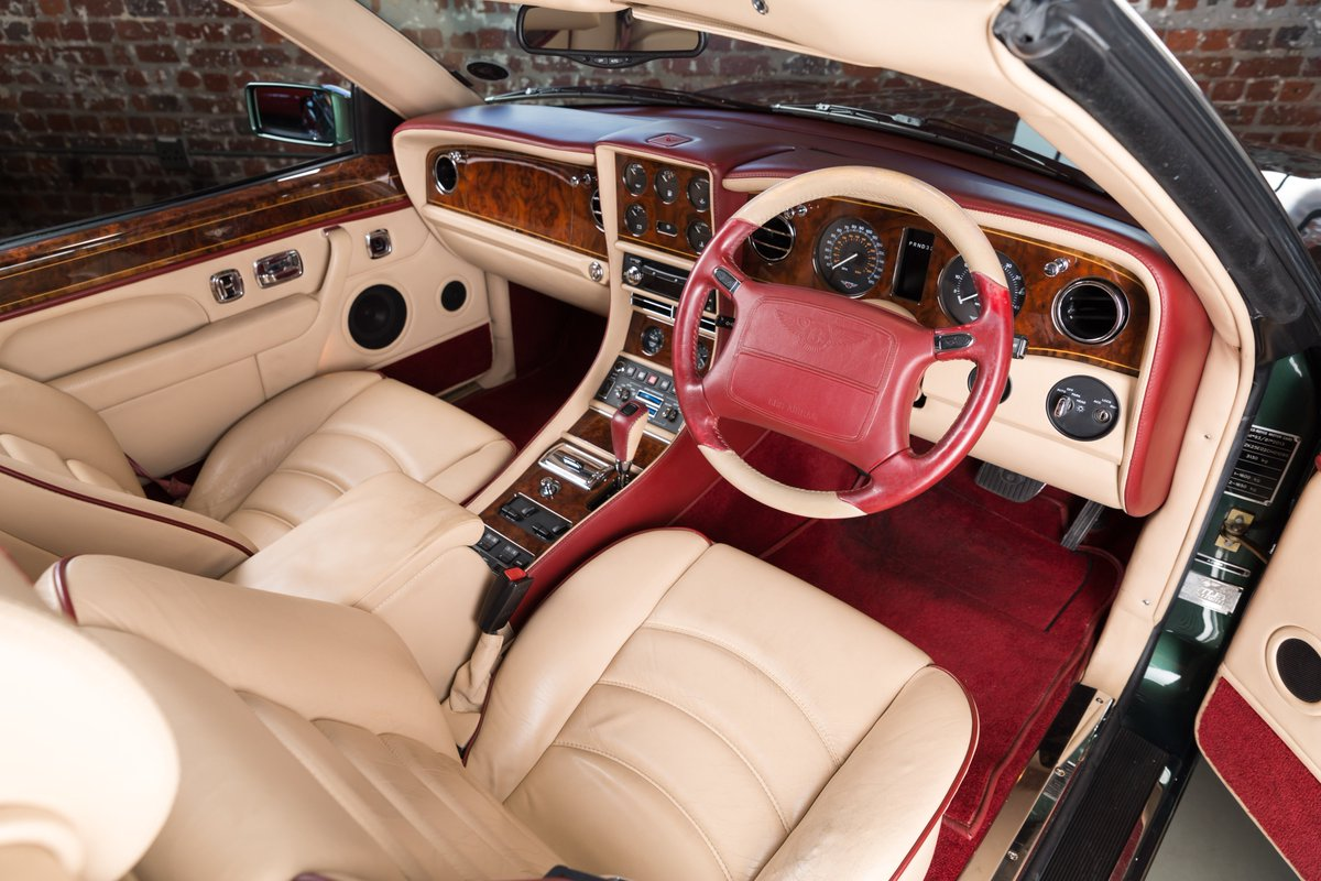 azure classifieds miles sale london in used pistonheads new from impeccable mulliner for cars bentley