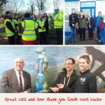 So yesterday we popped to @SouthWestWater @moorotters to see how our Otter was doing in it's new home. Met the...