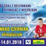 Gościem specjalnym imprezy będzie Konrad Czerniak – znakomity polski pływak, medalista wielu międzynarodowych zawodów, który przeprowadzi zajęcia pokazowe oraz Olivier Janiak – urodzony w Krotoszynie prezenter telewizji TVN.