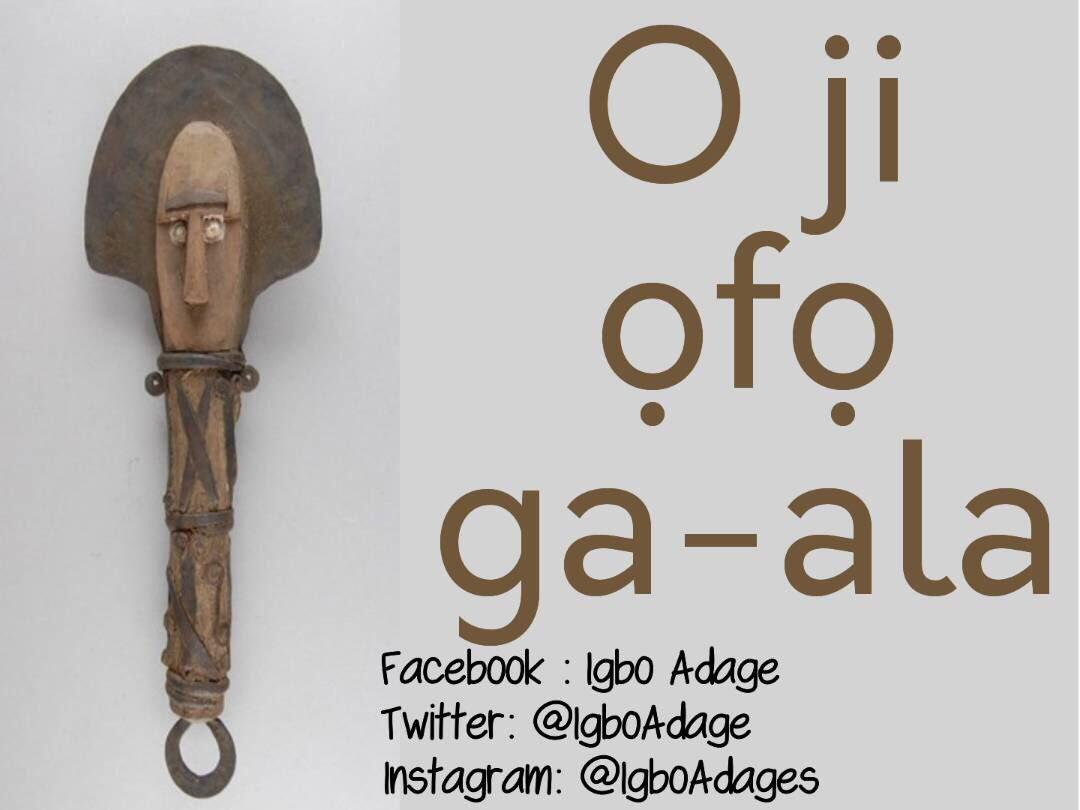 Igbo Adage (@Igboadage)   Twitter