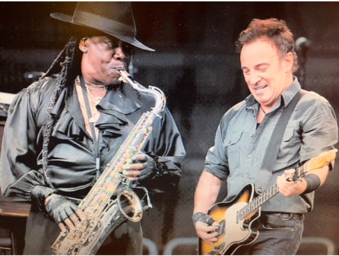 Happy birthday to the sadly departed Clarence Clemons