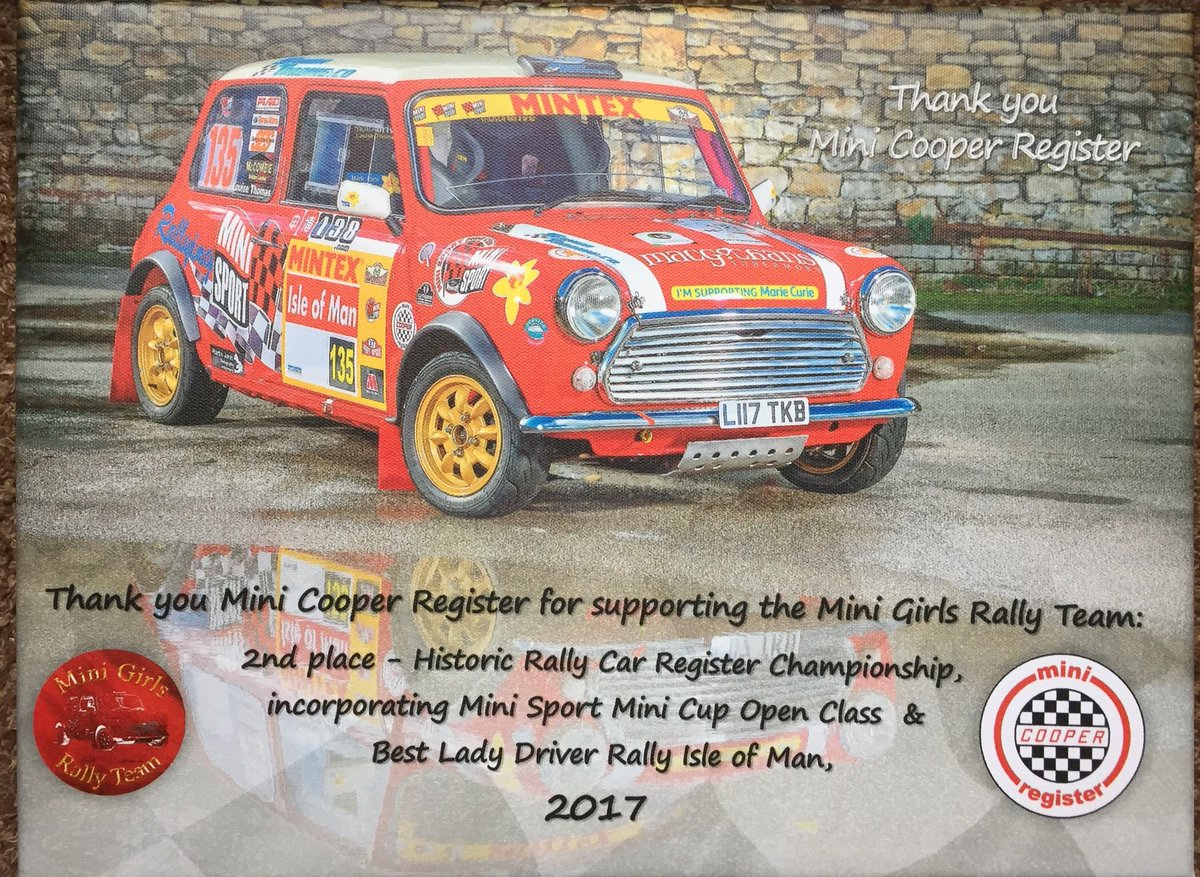 Mini Cooper Register On Twitter Just Received This Lovely Canvas