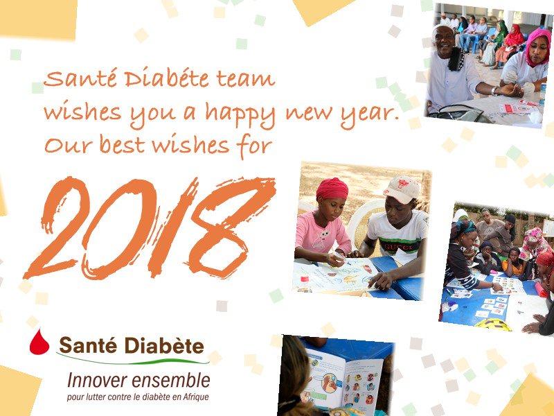 ONG Santé Diabète on Twitter: \