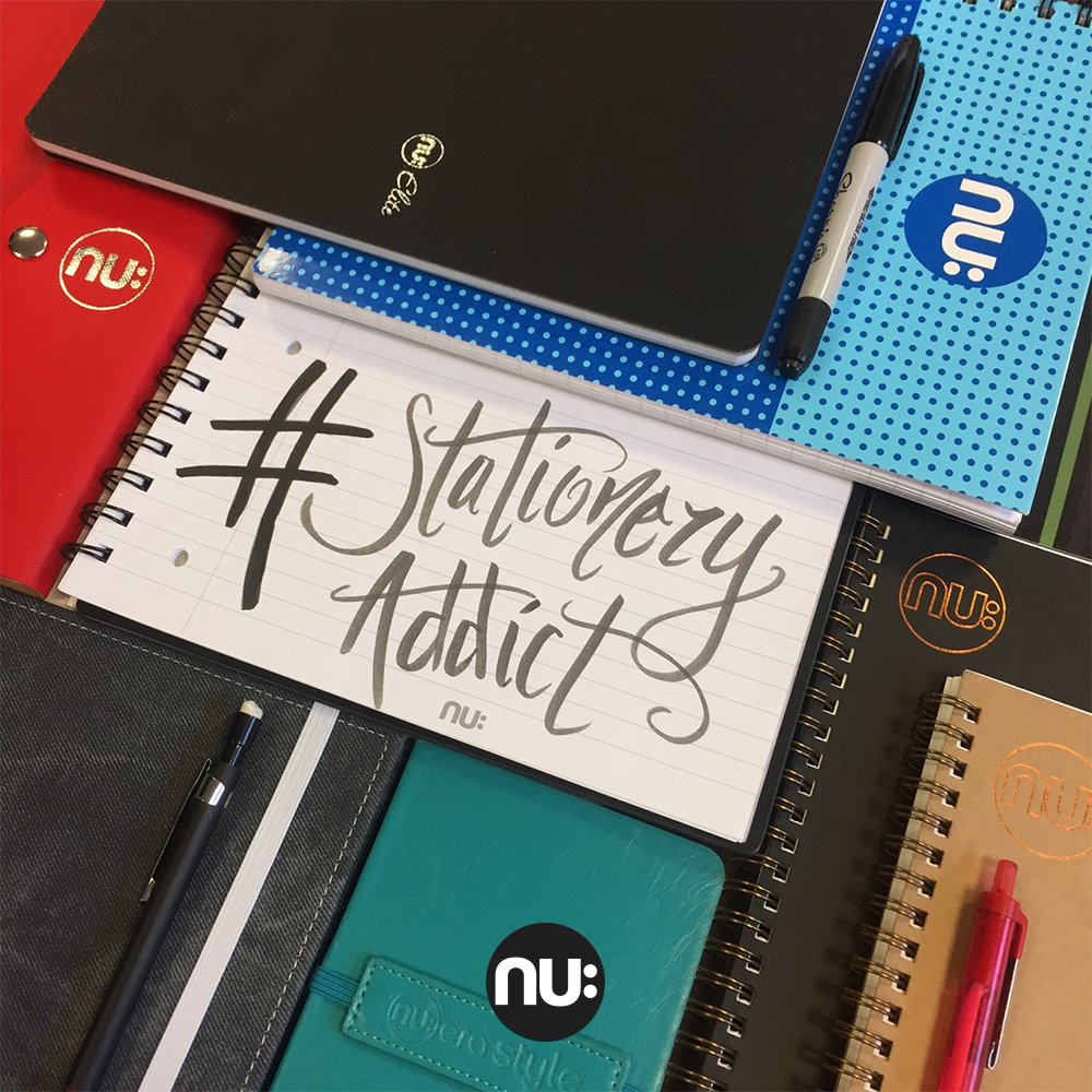 Are you a #StationeryAddict? 😍 https://t...