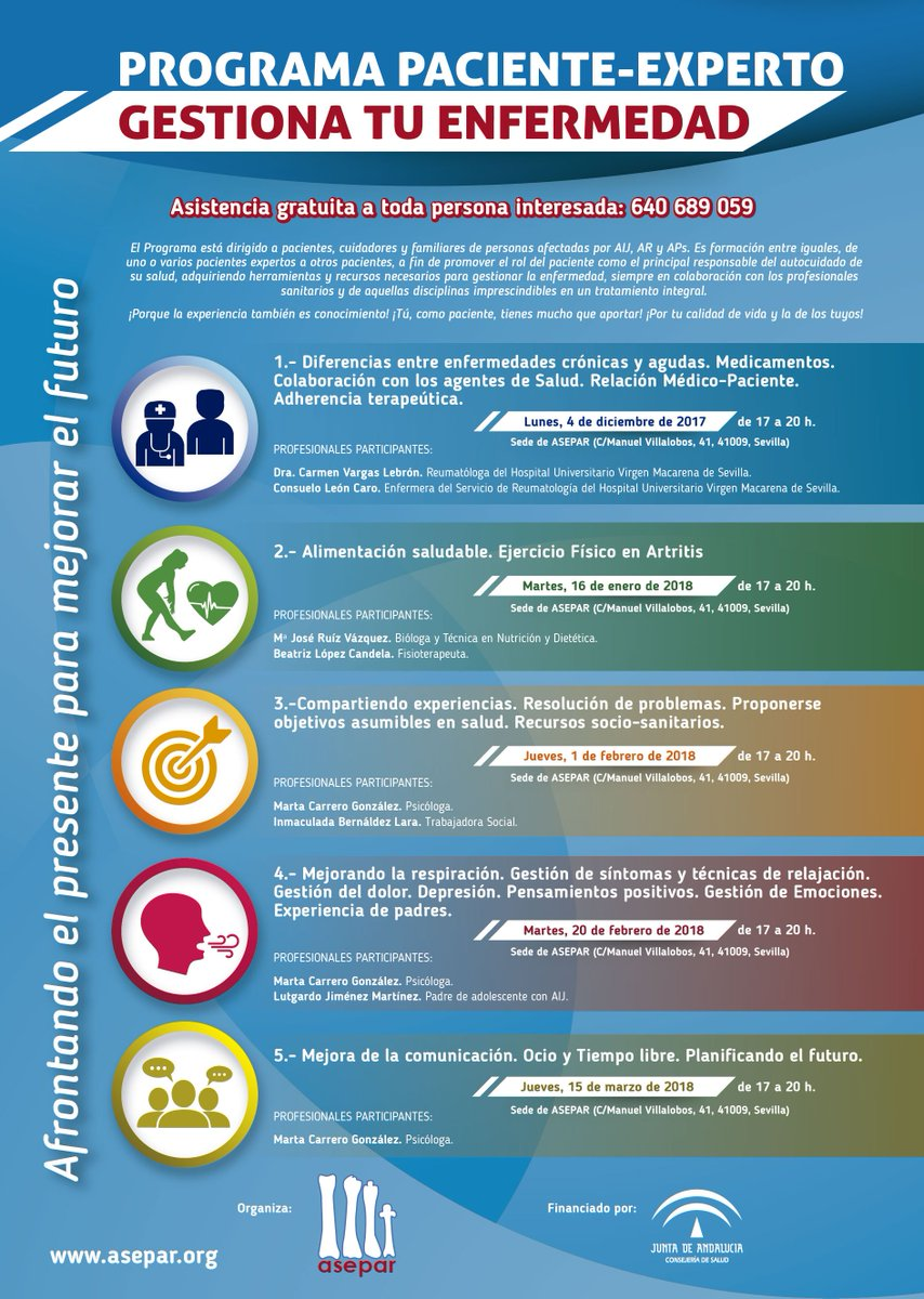Taller alimentacion saludable objetivos