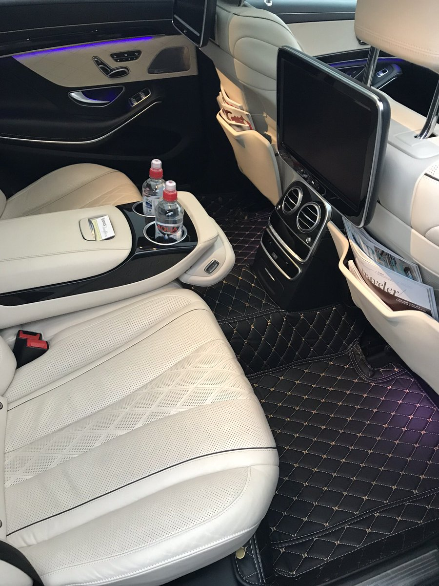 The Grand Chauffeurs On Twitter Our New Luxury Leather Car Mats