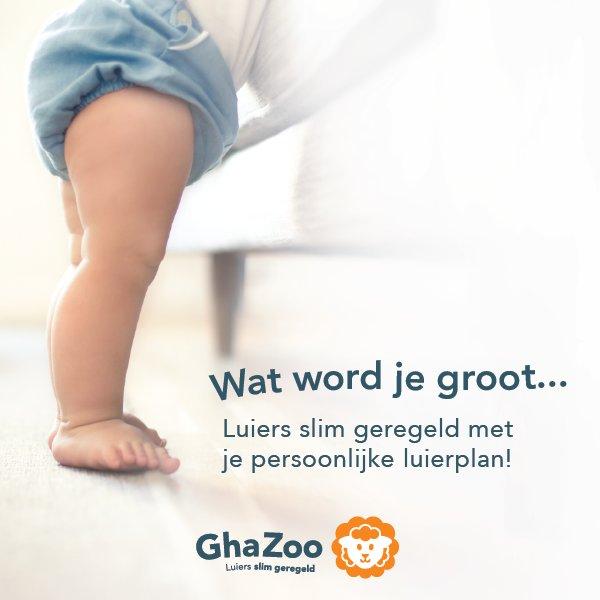 Ghazoo Luierservice On Twitter Wat Word Je Groot Met De