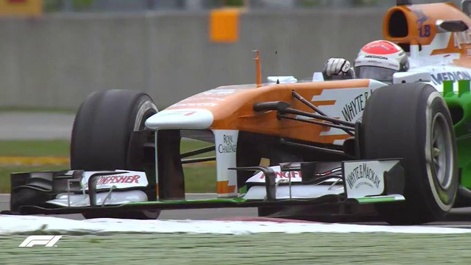 Wishing a very happy 35th birthday to Adrian Sutil Perfect present? Flying lessons