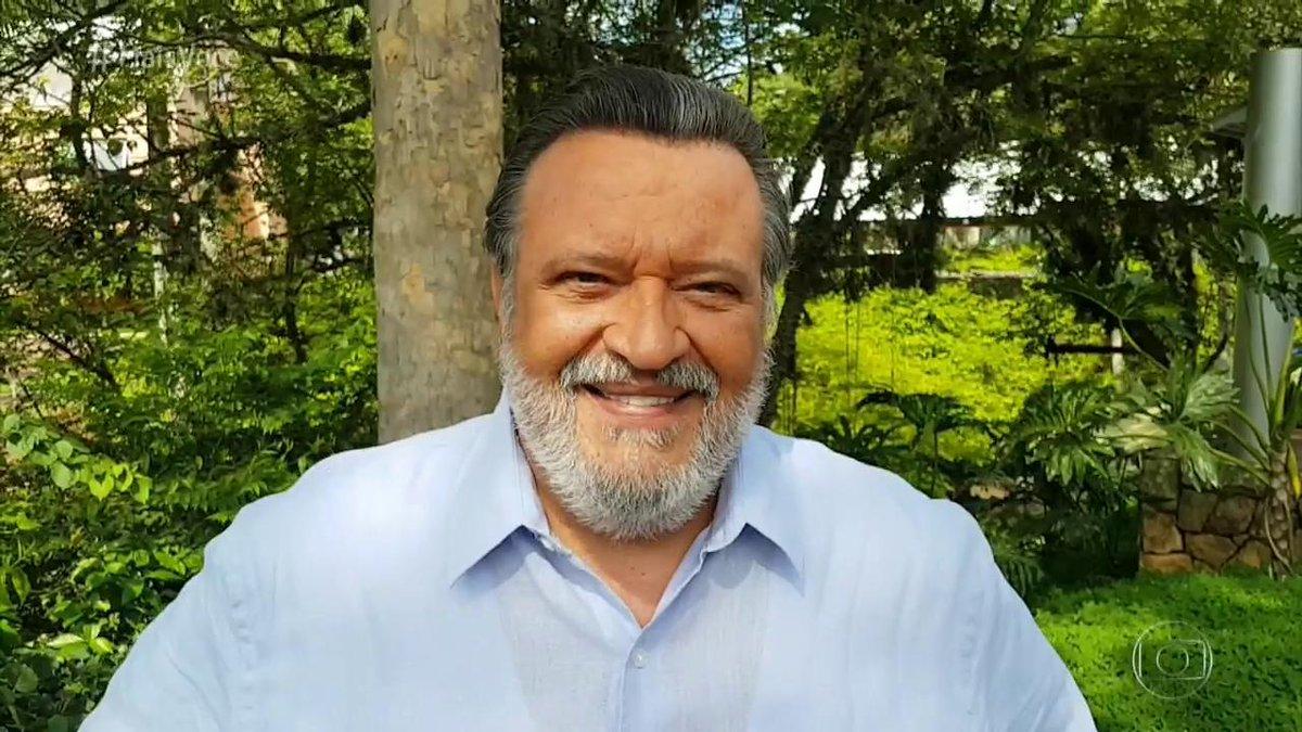 O privilégio é nosso, Luis Melo! 💖 #MaisVocê