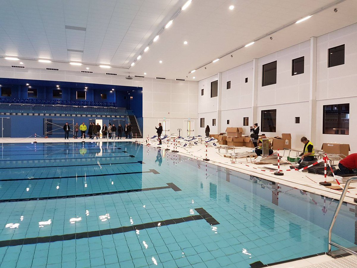 Rotterdam pages on twitter olypmpic size swimming pool - Length of swimming pool in meters ...