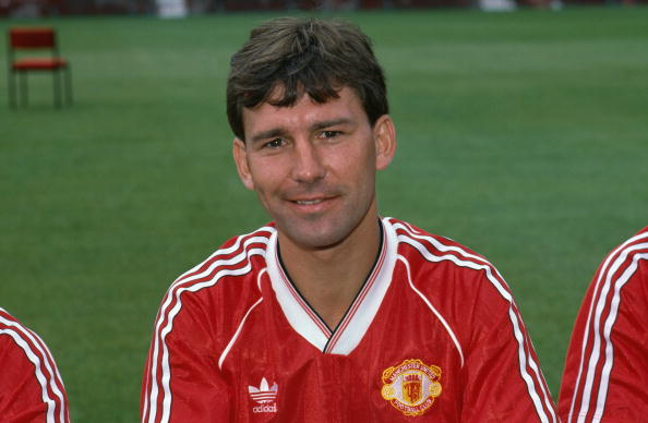 Happy 61st Birthday to Manchester United global ambassador Bryan Robson