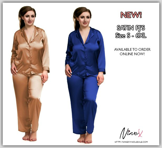 7c969e91ab74f We ve added two new shades to our satin pj s collection. Find them here